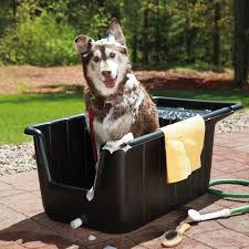 Pet Grooming Supplies: Scrub-A-Dub Dog Tub at Drs. Foster and Smith