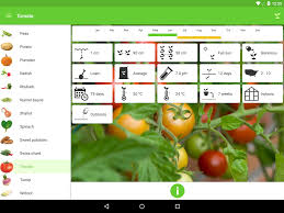 Layout Of Kitchen Garden Gardroid Vegetable Garden Android Apps On Google Play