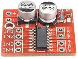 CHUNSHENN <b>5pcs Dual Channel L298N</b> DC Motor Driver Board ...