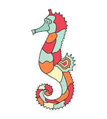 cute seahorse clipart. Unique Cute Seahorse Clipart Cartoon Cute Animal Fish Marine To Cute Seahorse Clipart A