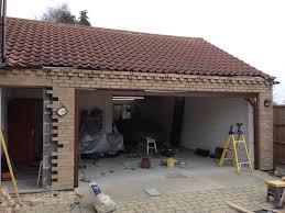 garador rf grp swinton lgds preparation for conversion hormann sectional door
