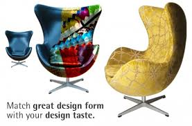 customised egg chair replica egg chair arne