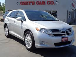 Venza Towing Capacity Chart Used Toyota Venza For Sale In Boise Id 705 Cars From