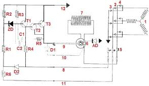 auto alternator wiring diagram wiring diagrams and schematics car alternator schematic nilza