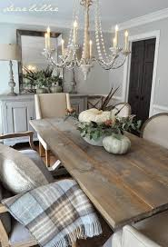 rustic dining room idea 4