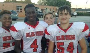 carolina springs middle school football boiling springs middle school