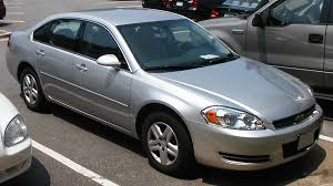 Chevrolet Impala 2006 photo and video review, price ...