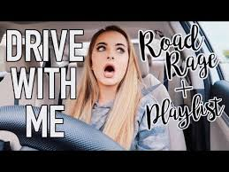 video drive with me new car road rage october playlist day in