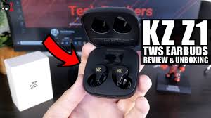 KZ Z1 REVIEW: They Could Be The Best <b>TWS Earbuds</b>, But ...