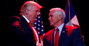 Mike Pence Offended By Donald Trump s Lewd Remarks About Women.