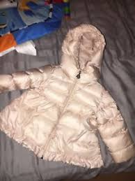 Image is loading Baby-Girl-Moncler-Coat