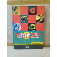 2) buat soal sesuai indicator pembelajaran. Buku Cermat Dalam Berbahasa Teliti Dalam Berpikir By Niknik M Kuntarto Shopee Indonesia