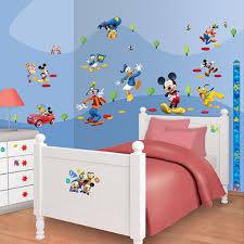 Mickey Mouse Bedroom Decor Mickey Mouse Clubhouse Room Decor 2262 Walltastic Disney Mickey