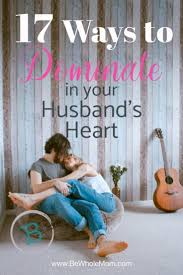 Caring domination of your husband