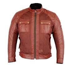 red men motorcycle motorbike wax cotton summer jackets sara moto bike jackets 1