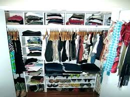clothes hangers for narrow closets small walk in closet organization ideas intended skinny organizing design