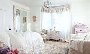 White Chic Bedroom Blue And White Shabby Chic Bedroom Grey And White ...