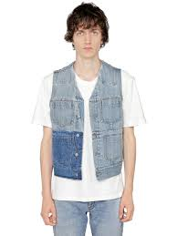 Maison Margiela Eboutique Maison Margiela Washed Cotton Denim