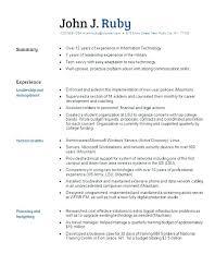 Training Resume Format Functional Resume Samples Functional Resume