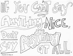 Showing Kindness Coloring Pages At Getdrawingscom Free For