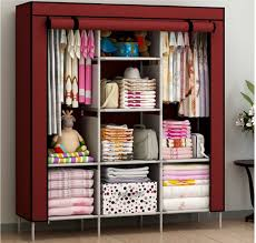 Awesome New Portable Bedroom Furniture Clothes Wardrobe Closet Storage Cabinet  Armoires | EBay