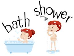 I bambini fare il bagno e la doccia 293327 - Scarica Immagini Vettoriali  Gratis, Grafica Vettoriale, e Disegno Modelli