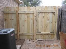 Contemporary Wood Fence Gate Plans How To Repairbuild A With Design Ideas