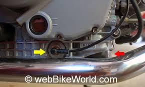 ducati oil change webbikeworld right side engine ducati 1000ds