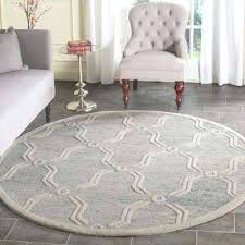 charisma indoor outdoor 6 foot round braided rug by rhody pertaining regarding design 19
