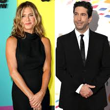 Friends cast reveal what their characters would be doing now. Jennifer Aniston David Schwimmer Reveal Crushes During Friends