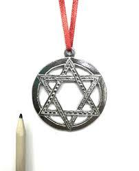 Light Up Hanukkah Necklace 525 Jewish Star Of David Hanukkah Keepsake Christmas Holiday