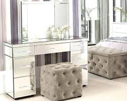 mirrored table set mirrored dressing table next mirrored table lamp set