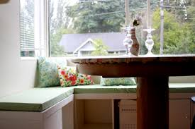 Kitchen Bench With Storage Kitchen Corner Bench Seating Cool Kitchen Corner Bench Seating