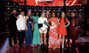The Voice Itunes Charts And Rankings 2018 Season 14 Top 11