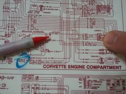 si alternator wiring question on 74 corvetteforum chevrolet this diagram kinda shows what i have now i am trying to clean up the nasty splice i added a red line in to show the current 2 sensing wire