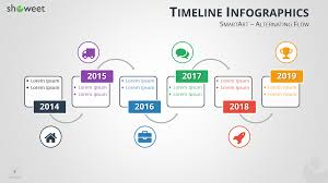 Powerpoint Timeline Infographics Templates For PowerPoint 9