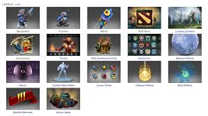 dota 2 skins and cosmetic items explained skywarrior themes
