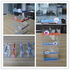 Cell Phone Accessories Display Stand China Supplier 100 Shelf Acrylic Counter Mobile Phone Accessory 35