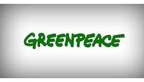 Международная общественная экологическая организация Гринпис  Официальный сайт организацииЛоготип Гринпис Логотип Гринпис
