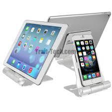 nz vuse marvellous design ipad desk stand portable foldable aluminium holder for ipad iphone 6