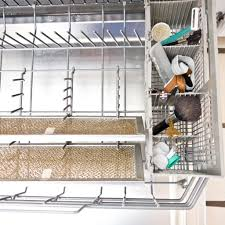 How To Clean A Dishwasher Cleaning In The Dishwasher Popsugar Smart Living