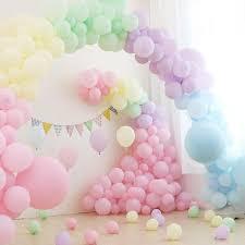 PASTEL <b>BALLOONS</b>- <b>Macaron Balloons</b>-Baby Shower <b>Balloons</b> ...
