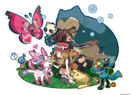 Pokemon X and Y   Pokemon, Pokemon personalities, Pokemon quiz