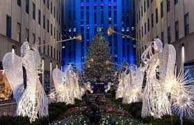 83rd rockefeller center tree lighting 2016 photos rockefeller center tree lights up new york city ny daily news