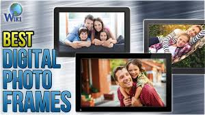 9 best digital photo frames 2018