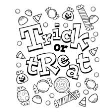 Printable Halloween Coloring Pages For Kids My Localdea