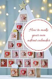advent calander diy christmas advent calendar how to make your own homemade