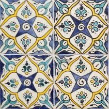 painted tile designs. Hand Painted Tiles Los Angeles California Tile Designs