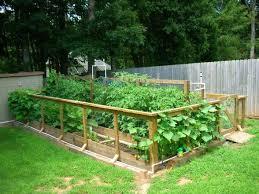 raised bed idea vegetable garden