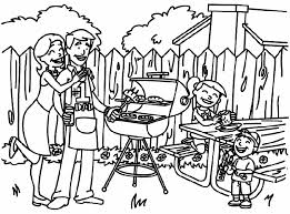 Small Picture Picnic Table Coloring Book Page Bebo Pandco